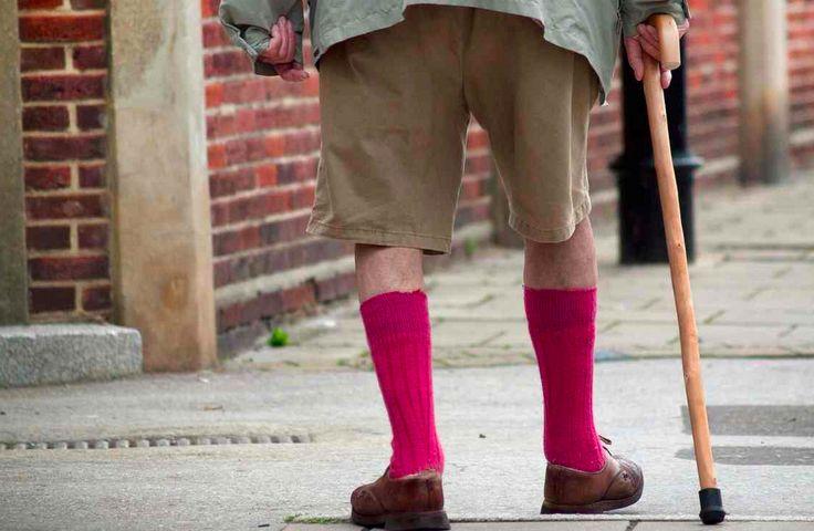 Varicose vein removal: how men are avoiding 'grandpa legs'