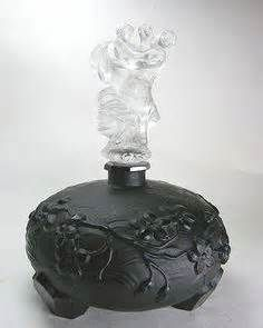 BLACK VINTAGE PERFUME BOTTLES on Pinterest | Perfume ...