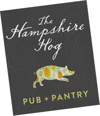 The Hampshire Hog | Gastro pub restaurant in Hammersmith from founders of former Engineer in Primrose Hill.