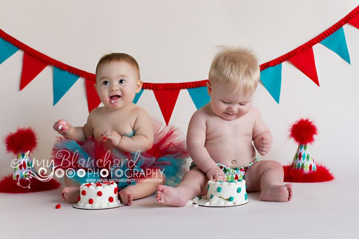 boy and girl twins birthday themes - Google Search
