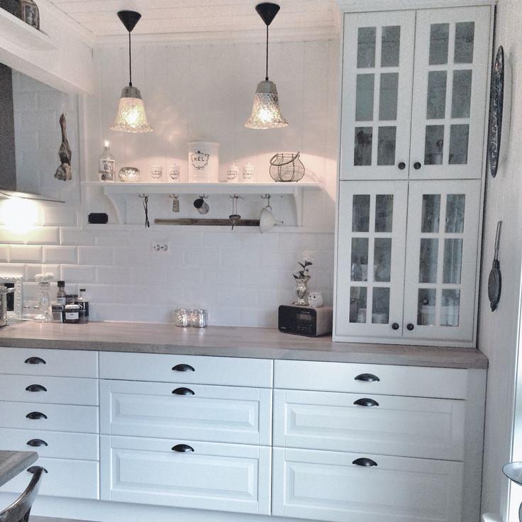my kitchen by villatverrteigen keitti pinterest love and kitchens. Black Bedroom Furniture Sets. Home Design Ideas