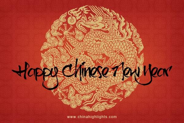 Chinese New Year dates