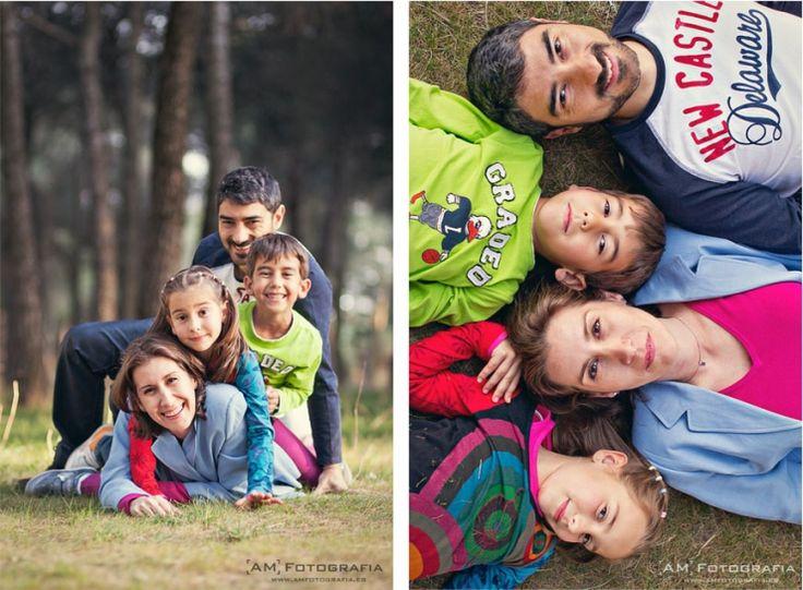 Family Photography - Fotografia familias  My work: www.amfotografia.es