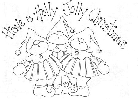 cute embroidery pattern!