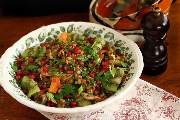 salata de linte 1