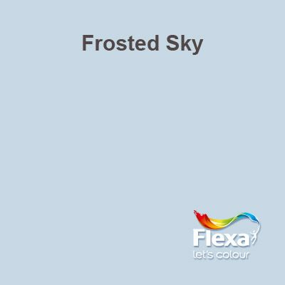 Flexa Creations kleur: Frosted Sky