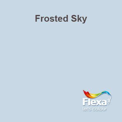 Flexa Creations kleur: Frosted Sky