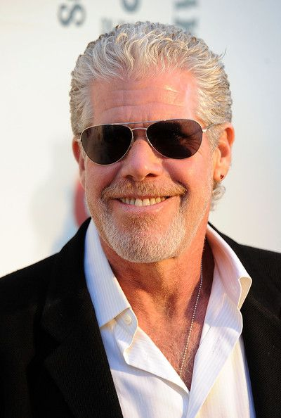 "ron perlman photos | Ron Perlman Actor Ron Perlman arrives at the Screening of FX's ""Sons ..."