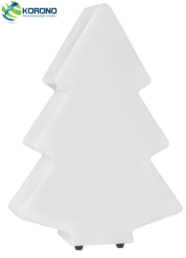 Fancy Die LED Lampe mit Motiv Weihnachtsbaum schafft mit seinem sanften Gl hen f r eine romantische Atmosph re unabh ngig