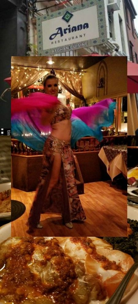 Now added to T&T's Pinterest Board: Food Events & Dining Experiences - ARIANA AFGHAN CUISINE Middle Eastern Philly Restaurant.