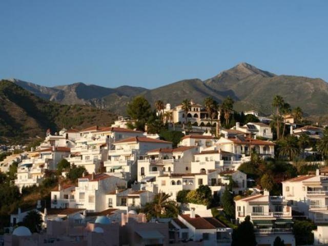 Nerja, pueblo marinero (Málaga)