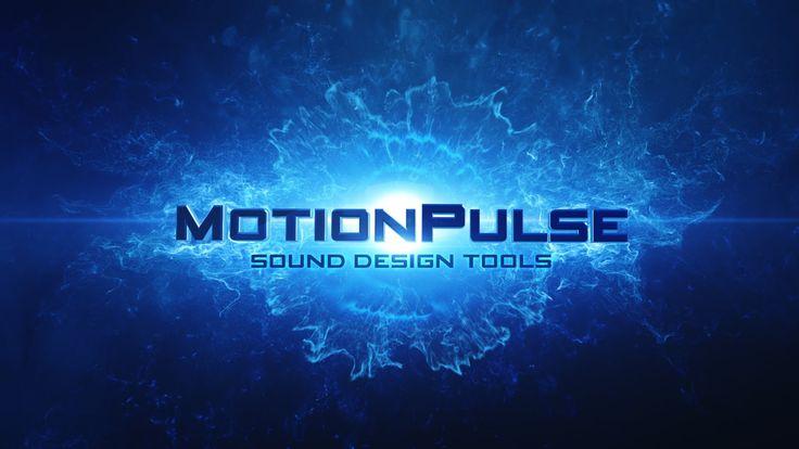 MotionPulse: Sound Design Tools - Trailer