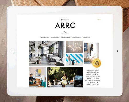 Moodley Brand Identity: Studio ARRC / on Design Work Life