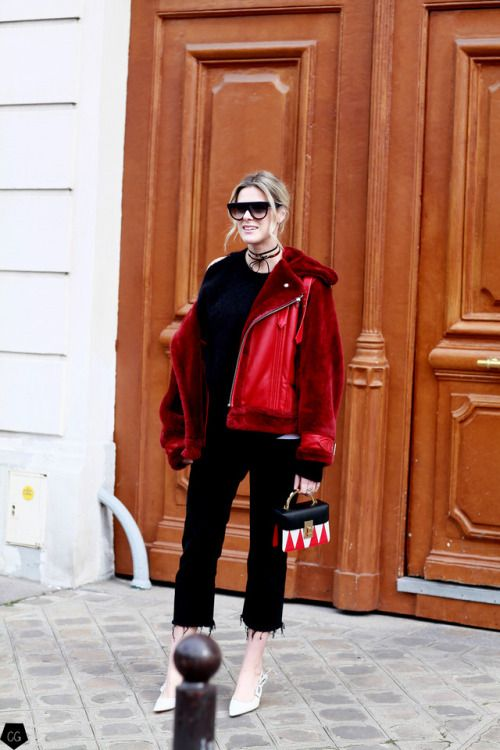 Sofie Valkiers by Claire Guillon - CGstreetstyle