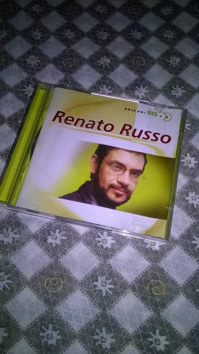 cd duplo renato russo - música sem marca