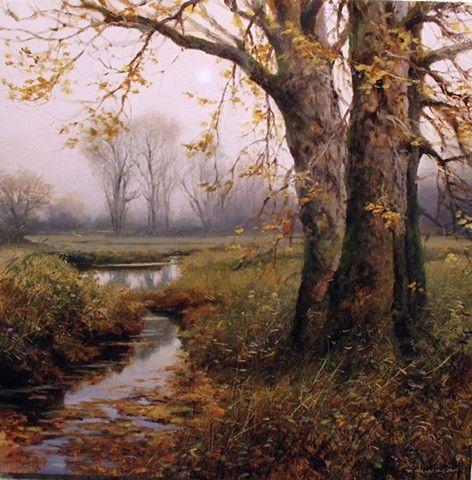 Hale Road- Autumn by Renato Muccillo