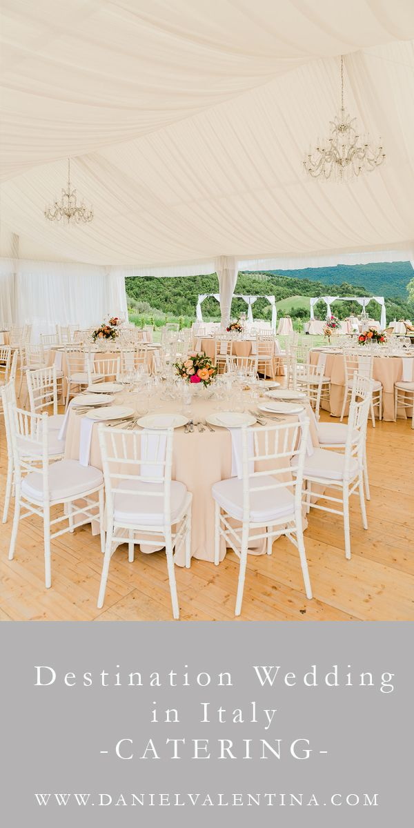 How Much Does Wedding Catering Cost In Italy Daniel Valentina Photography Wedding Catering Cost Wedding Catering Near Me Wedding Catering