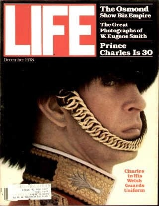 """Prince Charles ~ Dec. 1, 1978 issue ~ Old Life Magazines ~ Click image to purchase. Enter """"pinterest"""" at checkout for a 12% discount."""