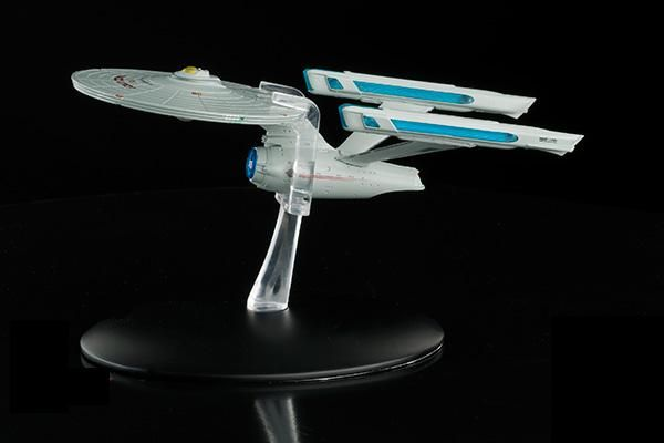 Eaglemoss Star Trek #002 USS Enterprise NCC-1701 Starship