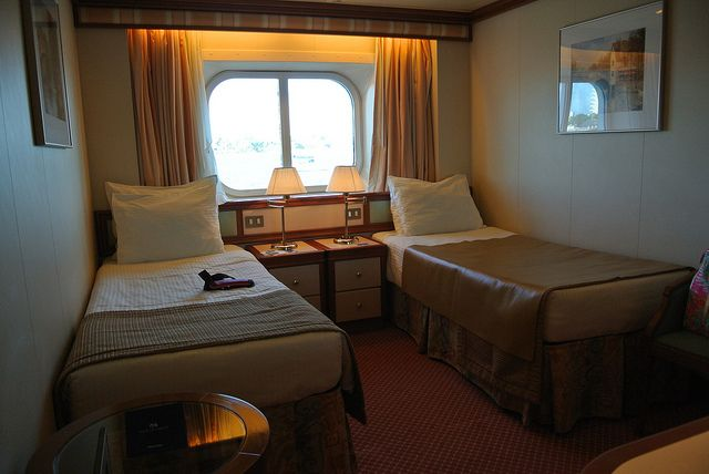 Choosing Cruise Ship Rooms: What is a GTY Cabin?