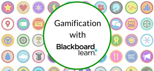 Learn how to gamify your Blackboard course using Adaptive Release, Achievements, and Grade Center.