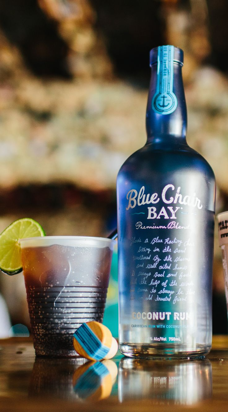 PIRATE FLAG COCKTAIL // 1.5 oz. Blue Chair Bay Coconut Rum + diet cola // You know how to mix these, right? Get fancy: Add a lemon wedge. Awesomeness: It's less than 125 calories.