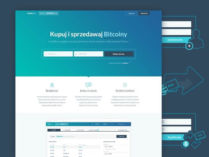 Hi everyone,  Here is one of my latest projects. It's just an idea of Bitcoin Exchange. What do you think?   See the full preview.