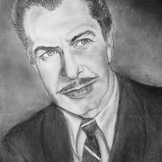 Vincent Price....young : Phone cases (iPhone, Samsung) iPods and iPad ...