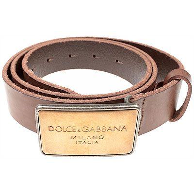 Cinturones para Hombres Dolce & Gabbana, Detalle Modelo: bc3793-a1518-80048