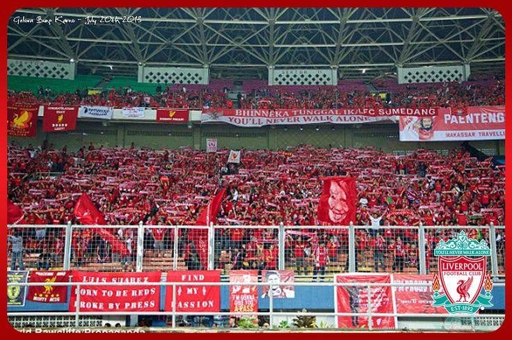 Match Stats :  Indonesia XI: Meiga, Maitimo, M. Roby (Sinaga 72), Igbonefo, Ruben Sanadi, Bustomi, Taufiq, Titus Bonai, Ferdinand, Boaz, Van Dijk (Boas 55). Liverpool: Mignolet, Johnson (Kelly 65), Enrique (Robinson 46), Agger (Skrtel 65), Toure (Wisdom 65), Lucas (Henderson 65), Gerrard (Allen 46), Alberto (Assaidi 65), Downing (Ibe 65), Coutinho (Sterling 65), Aspas (Borini 65) Subs: Jones, Spearing, Flanagan. Goals: Coutinho 10, Sterling 87.  Thanks REDS! #LFCTourJakarta #YNWA #RedsOrDead