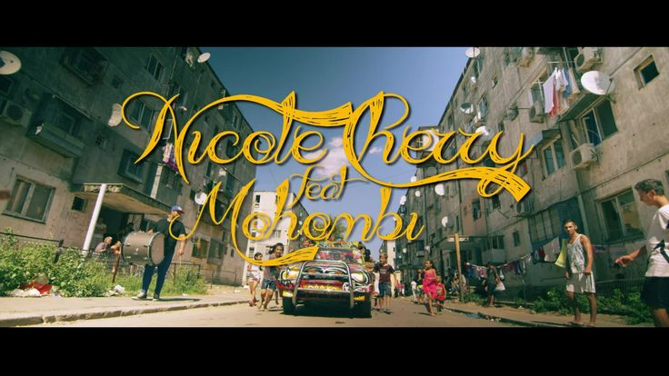 Nicole Cherry feat Mohombi - Vive la vida (Official Video)