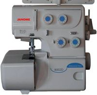 Janome  8002D Serger review by euriclee