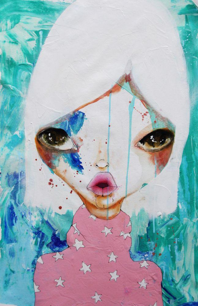 by Perth artist, Sara Winfield.