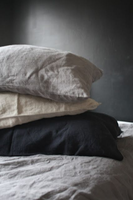 I just love washed linen look....similar range available at www.whitehome.com.au