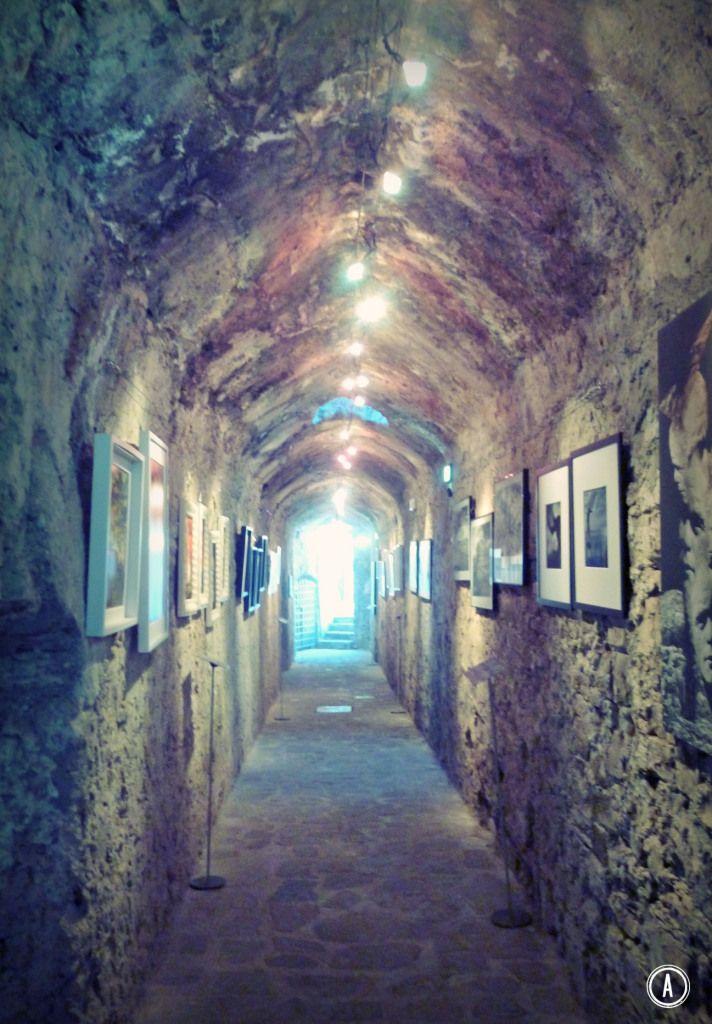 Mostra nei sotterranei del Castello Aragonese di Agropoli (Campania, Italy)