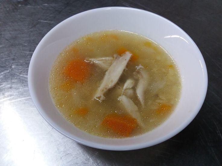 Sopa do Cozido à Portuguesa