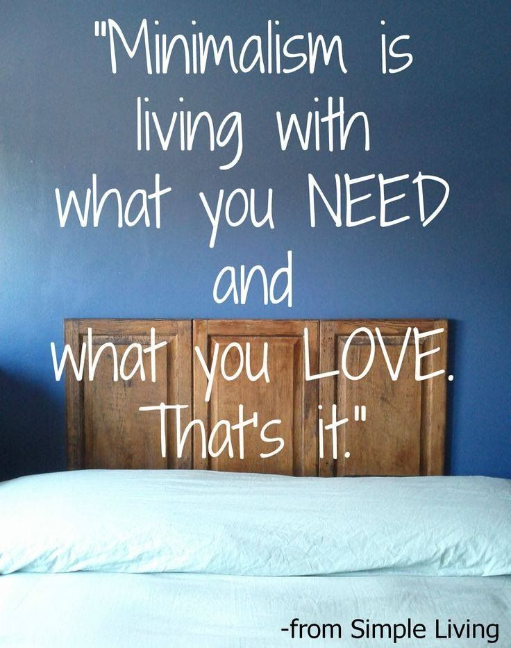 Foyer Minimalist Quote : Best minimalism quotes images on pinterest life coach