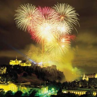 Hogmanay, Edinburgh - thinking of doing this for New Years this year!