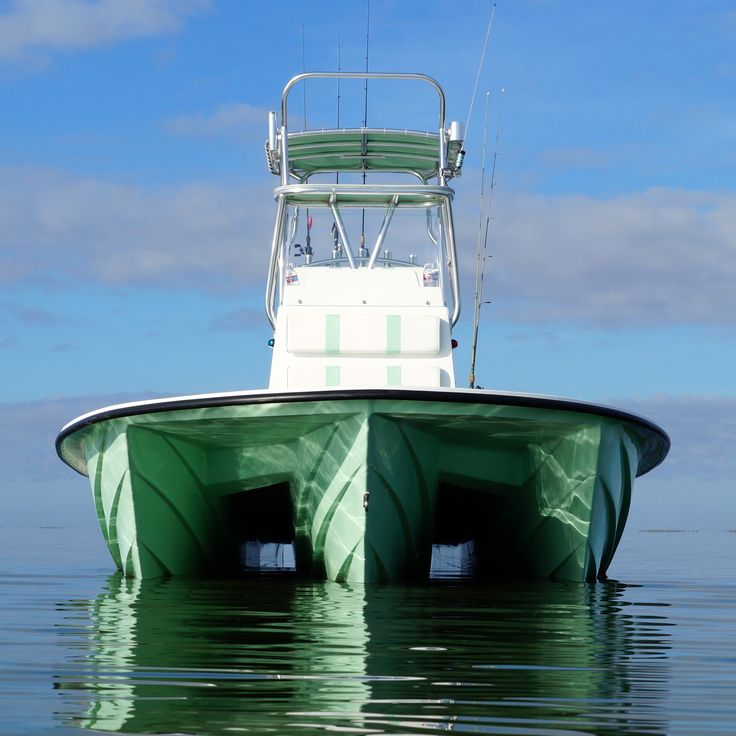 Shallow Sport Boats