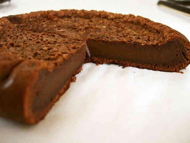 材料2つ♡炊飯器でチョコケーキ♪簡単♡の画像