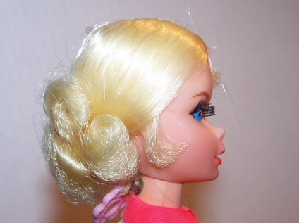 1970 Talking Barbie - Some with the old Barbie face and some had Rare Stacey face - all with NEW spit curls and nape curl.