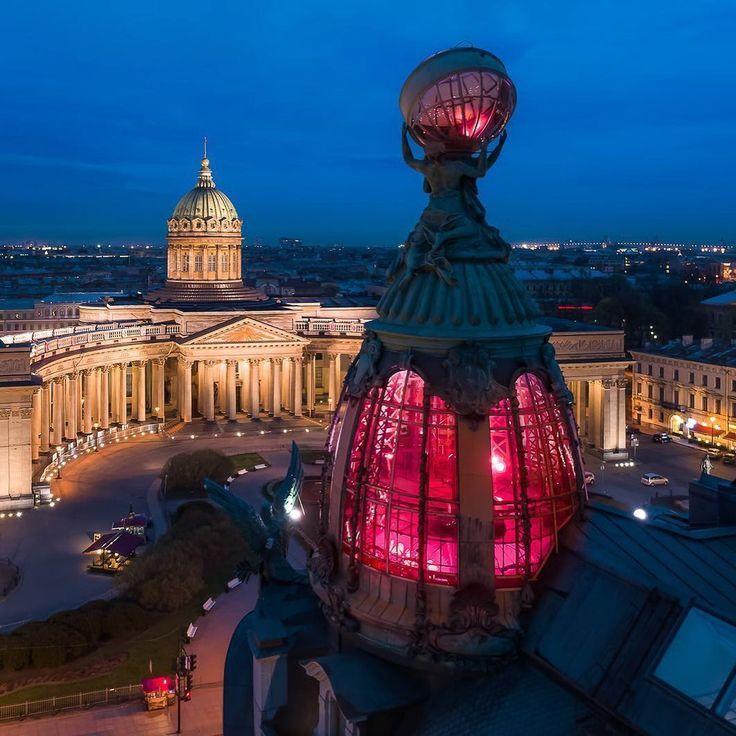 Самые фотогеничные места санкт петербурга