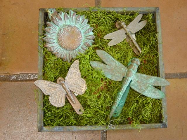 Dragonfly door knockers fun garden art and accessories pinterest door knockers and doors - Michael healy dragonfly door knocker ...