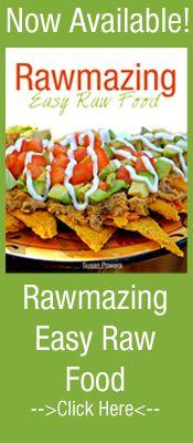 Rawmazing Raw Food Recipes Archive: Health Food, Desserts Recipes, Raw Vegans, Raw Recipes, Drinks Recipes, Raw Food Recipes, Easy Raw, Raw Food Desserts, Rawfoods