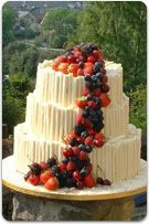 Svatební dorty a koláče