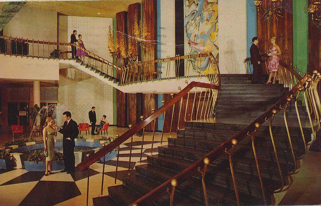 Concord Hotel - Kiamesha Lake, New York -- The best of mid-century. Everywhere.