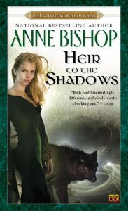 "Heir to the Shadows by Anne Bishop - From a New York Times bestselling author: Marked as the long-awaited Witch, young Jaenelle must explore her shadowy past — and embrace her destiny. ""An irresistible treat"" (RT Book Reviews) with nearly 11,000 five-star ratings on Goodreads."