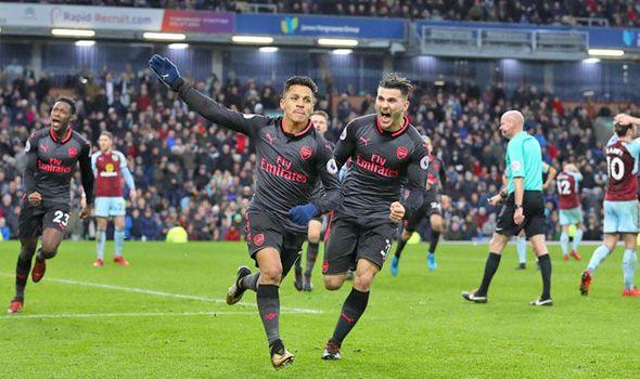 Burnley 0 - Arsenal 1: Gunners go above Tottenham as Sanchez scores last minute penalty   via Arsenal FC - Latest news gossip and videos http://ift.tt/2zF4BSW  Arsenal FC - Latest news gossip and videos IFTTT