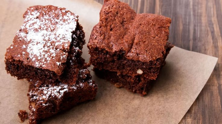 Receta de Brownie de chocolate en el microondas