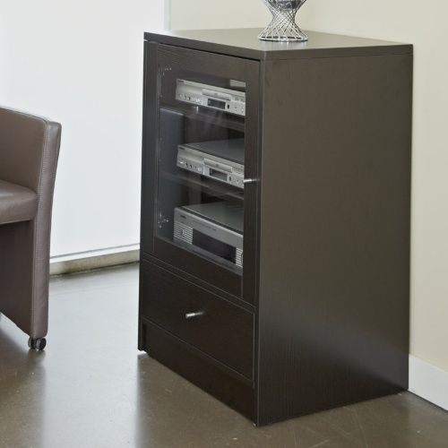 Jesper Pure Home Media Cabinet   Espresso   Media Storage At Hayneedle